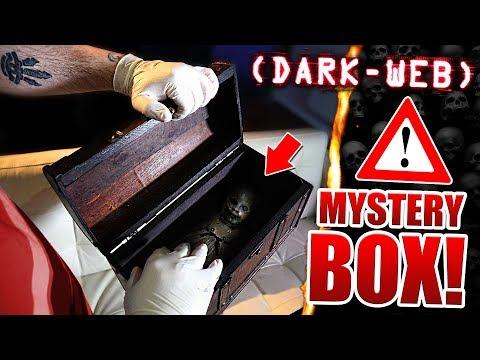VERFLUCHTE Gegenstände MYSTERY BOX aus Dark Web! (nicht nachmachen!)