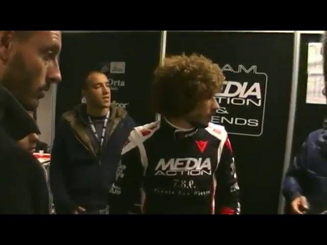 Marco Simoncelli Monza Rally Show 2009