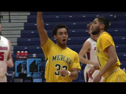 Men's Basketball vs Mercer County 2/1/18