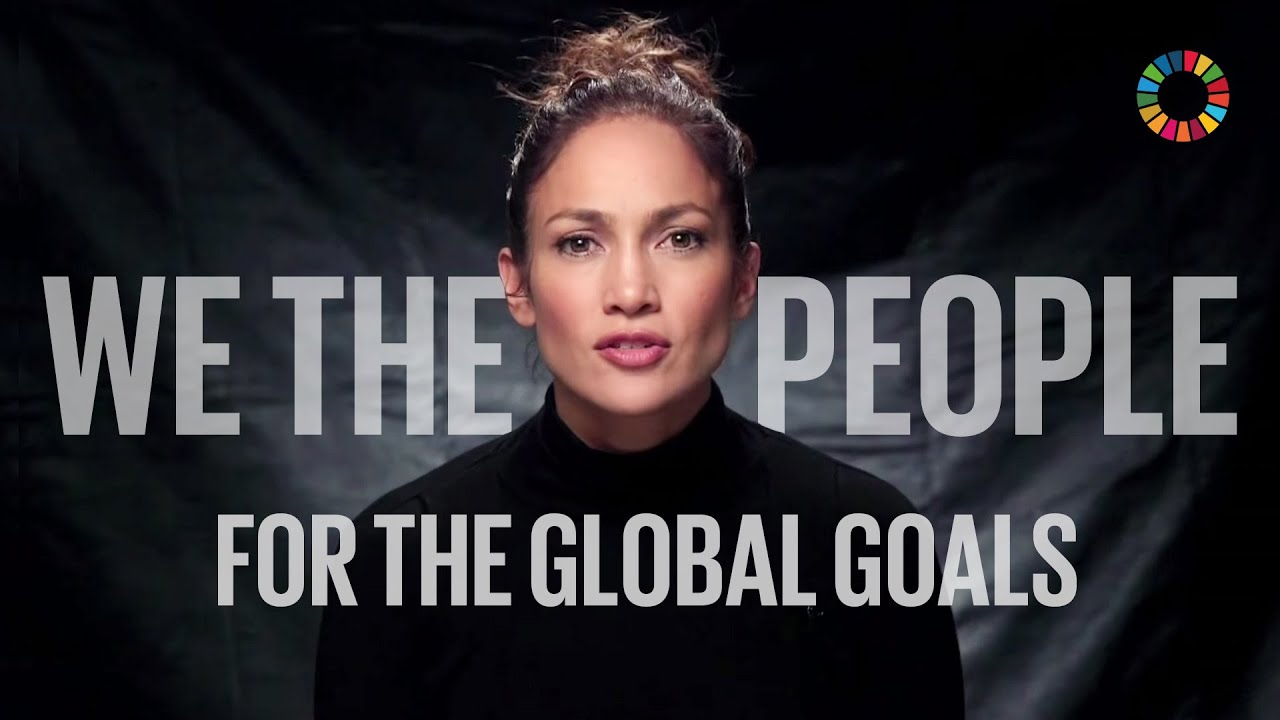 we the people for the global goals youtube