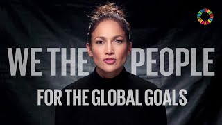 'We The People' for The Global Goals | Global Goals
