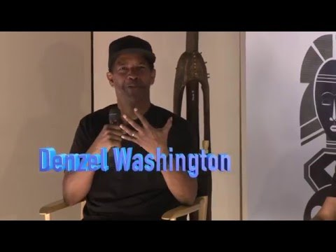 Denzel Washington & Carl Franklin: Every Actor and Director Must See