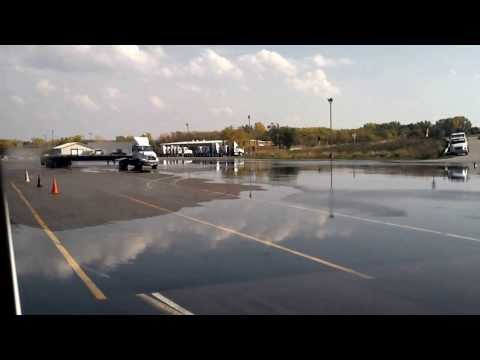 Fox Valley Technical College Skid Pad-Flatbed