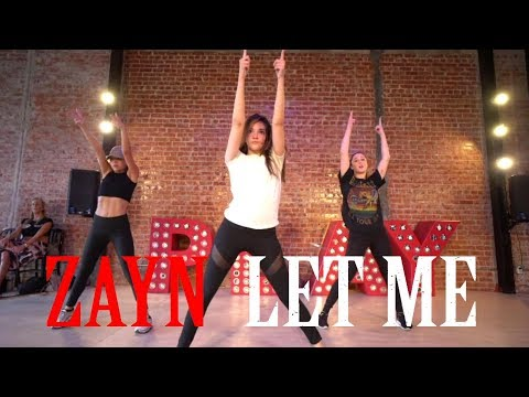"""Let Me"" - ZAYN 