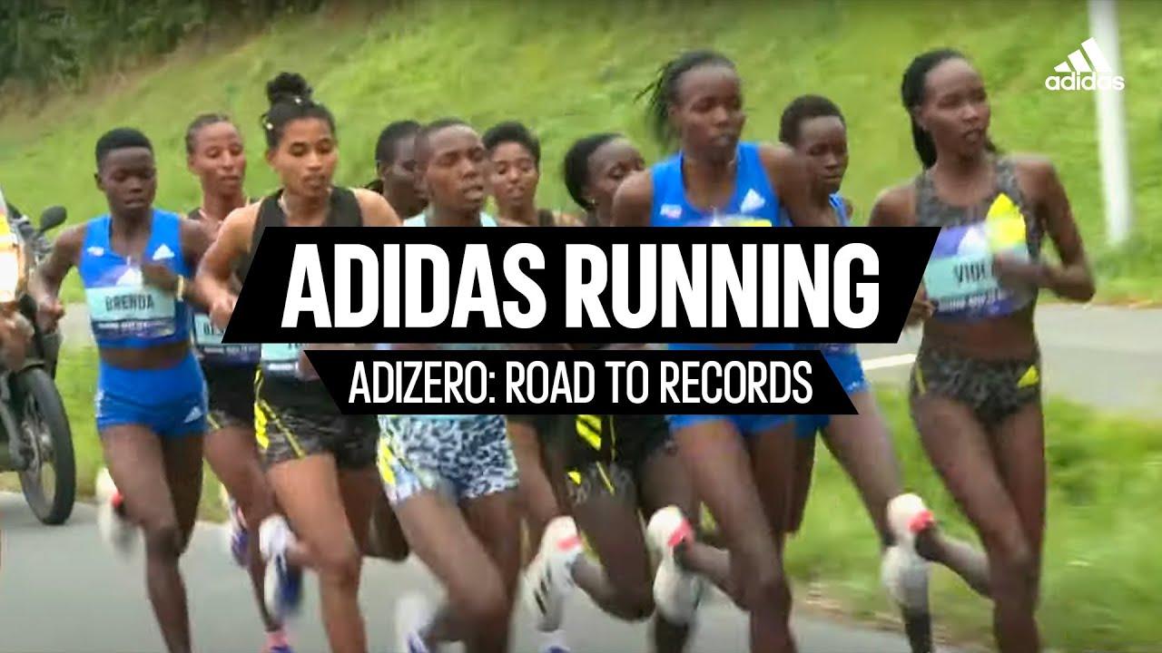 Download adidas Running | adizero: Road To Records