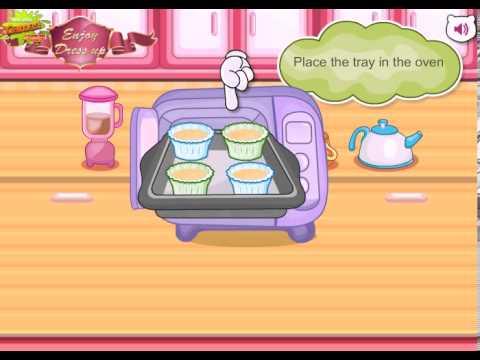 6652 hello kitty apples and banana cupcakes ( Hello Kitty song me ...