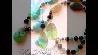 Украшения.Натуральные камни.Бусы,серьги,браслеты.Мои работы.(Это видео создано в редакторе слайд-шоу YouTube: http://www.youtube.com/upload., 2015-05-07T00:12:01.000Z)