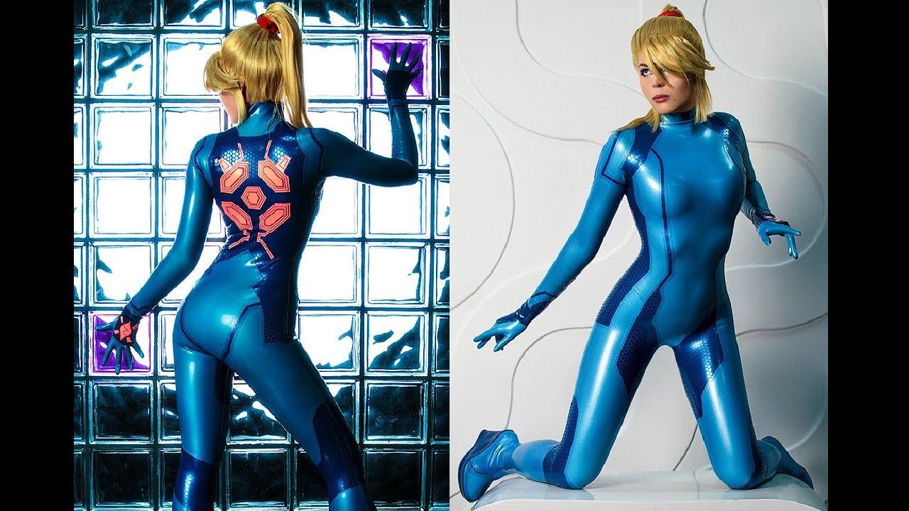suit zero cosplay samus samus aran