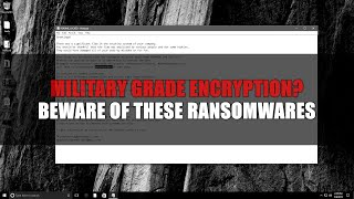 RSA-4096 & AES-256 Military Grade Encryption | GogaLocker.exe