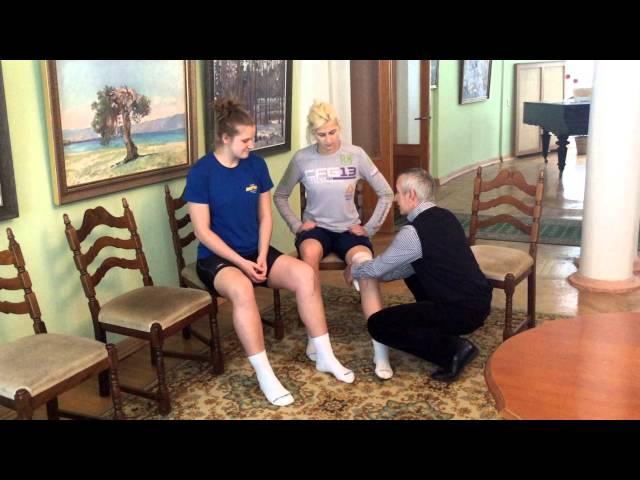 Повторный разрыв крестообразной связки, лечение и реабилитация.
