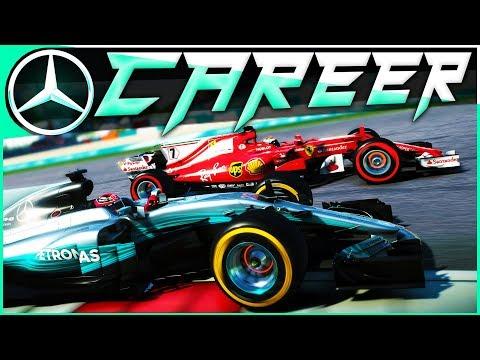 PHOTO FINISH! | F1 2017 Career Mode #75 | Malaysian GP