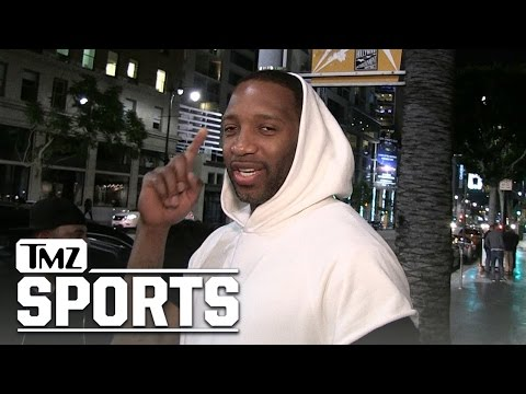 Tracy McGrady- Fires Back at Robert Horry...At Least I'll Be In the Hall of Fame! | TMZ Sports