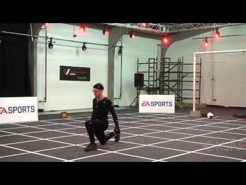 Gareth Bale Motion Capture Footage
