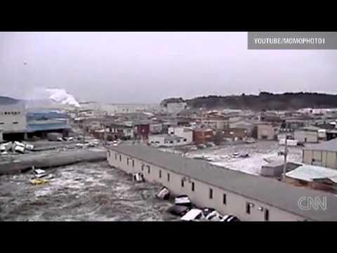 A New View Of The Tsunami's Attack
