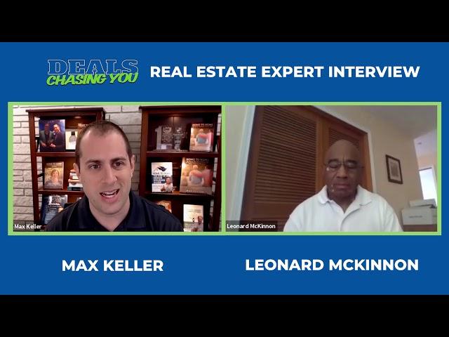 Expert Interview - Leonard McKinnon