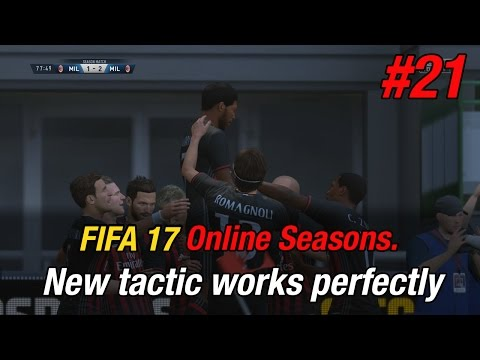 New tactic works perfectly - Fifa 17 Online games #21