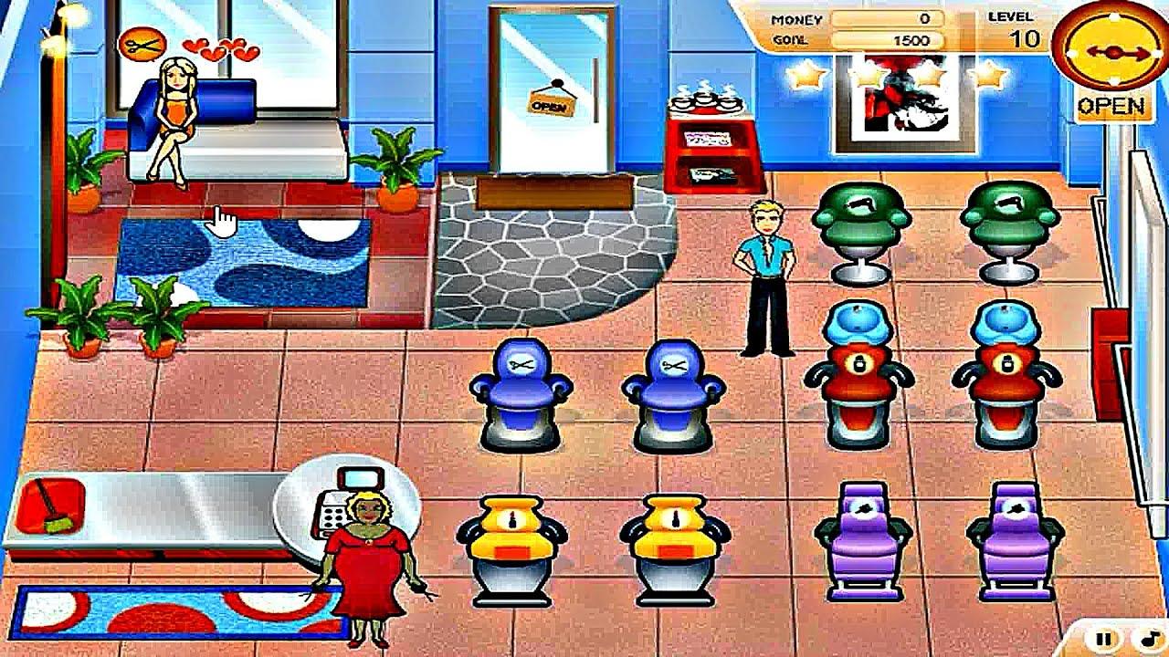 big mama salon game free download