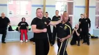 Qin Emperor Combat Method seminar highlights