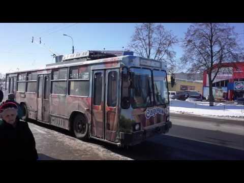 Public transport in Ukraine - Chernihiv
