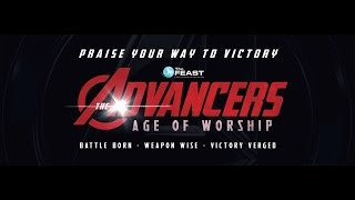 The Feast PICC - The Advancers (May 17, 2015)