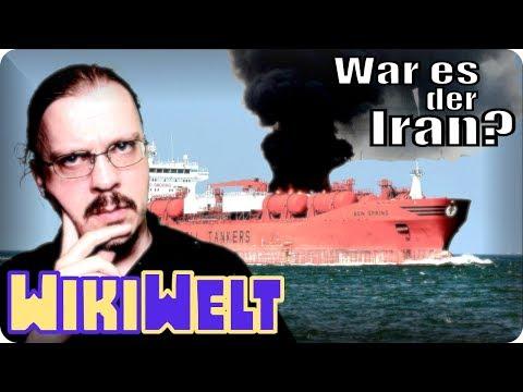 War es der Iran? - meine WikiWelt #127