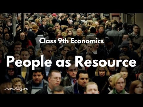 people-as-resource-:-cbse-class-9-social-studies-(economics)