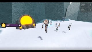 ROBLOX: Playing Time Travel Adventures (Sub Zero)