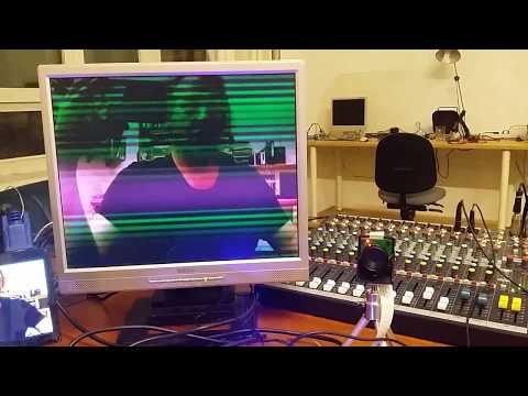 VGA Synthesizer