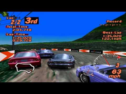 ePSXe Emulator 1.9.0 | Gran Turismo 2 [1080p HD] | Sony PS1