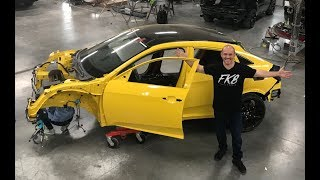 New Color for the Honda Civic Type R - Phoenix Yellow
