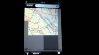 [iPhone][Test] City Maps 2Go (to go) : Une appli GPS hors-ligne
