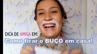 Como tirar o buço em casa! (fácil e sem dor) - Dica de Amiga! Por Bianca Andrade.