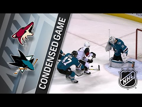 02/13/18 Condensed Game: Coyotes @ Sharks