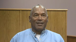O.J. Simpson granted October release, what