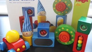 Haba First Blocks - A Great Wooden Block Set For Baby And Toddler