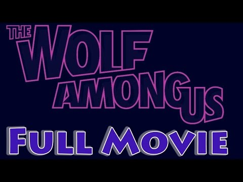 The Wolf Among Us: The Movie - Choice Path 2 - Big Bad Wolf (Cruel), All 5 Episodes, FAILED PROMPTS