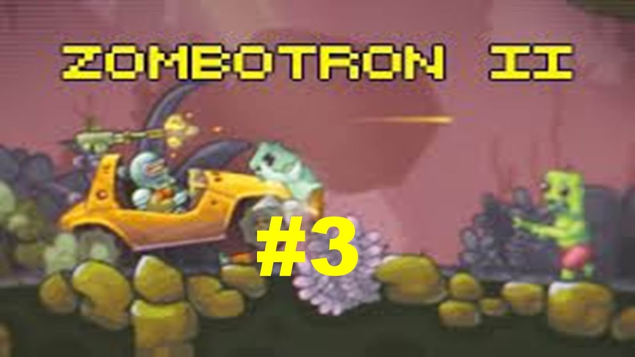 Let's Play Zombotron 2 - Part 3 - So Many Deaths - YouTube