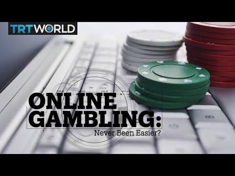 Online Gambling: Never been easier?