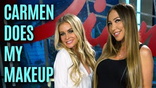 90s Inspired Eye Makeover with Carmen Electra | Diana Madison Style Lab