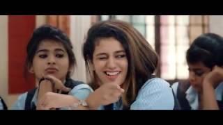 Priya Prakash Varrier Kissing Scene || Oru Adaar Love Teaser || Roshan Abdul Rahoof || New Status