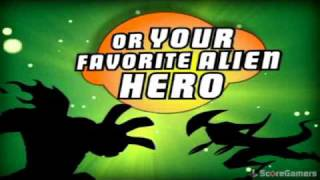 Ben 10 Protector of Earth Wii Trailer