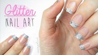Use Glitter On Your Nails Perfectly!