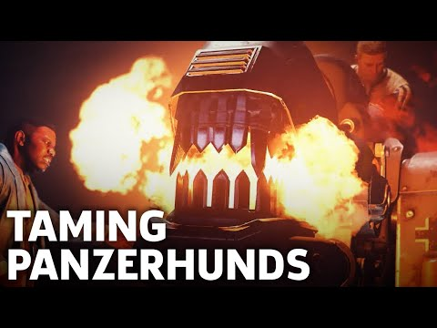 28 Minutes Of Wolfenstein 2: The New Colossus In New Orleans PC Gameplay