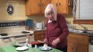 Feed Me Bubbe Episode 30 Eggplant Lasagna