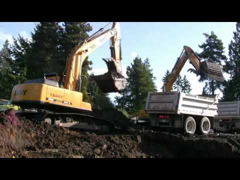 SANY 210C8 Excavator CC Equipment Sales Ltd