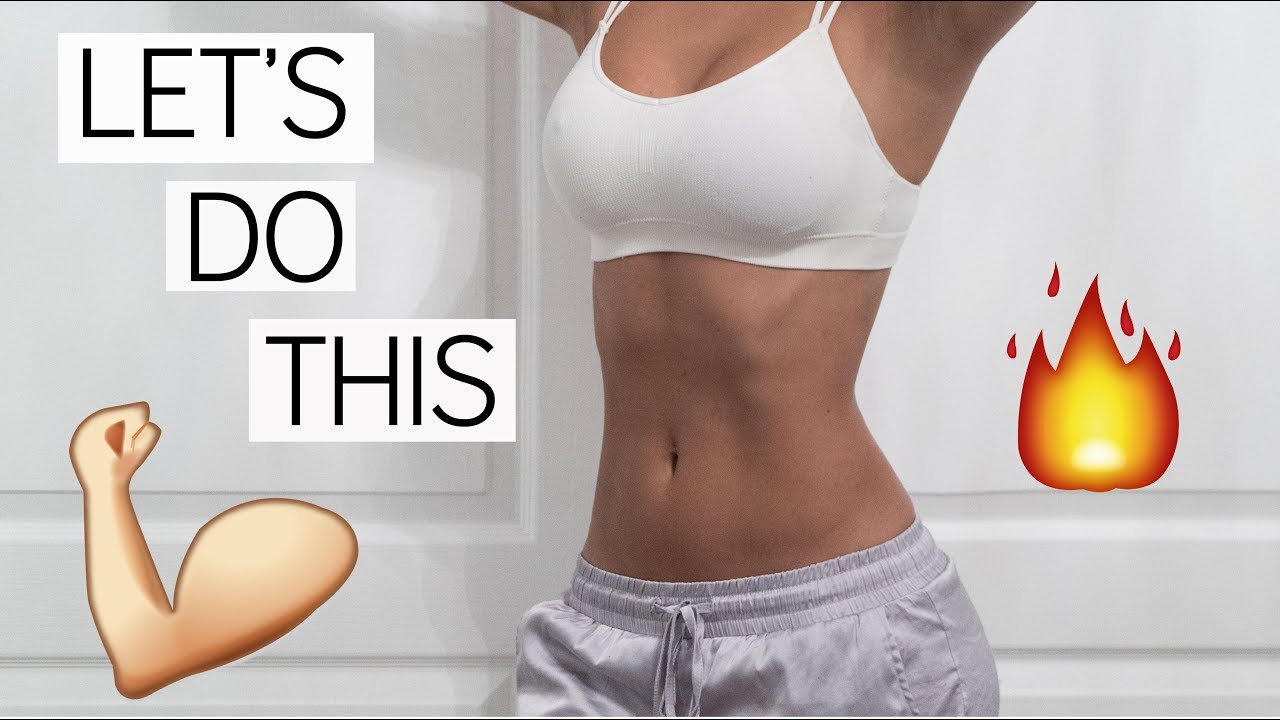 Lower Ab Workout - Get Rid of the Belly Pouch!