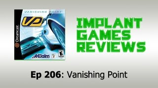 Vanishing Point (Dreamcast) - IMPLANTgames Reviews
