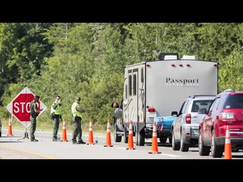 Illegal crossings across the U.S.-Canada border rise sharply Mp3