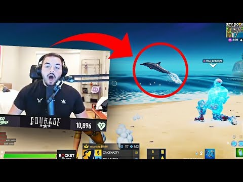 THE RAREST THING TO SPOT IN FORTNITE CHAPTER 2! (Fortnite: Battle Royale)