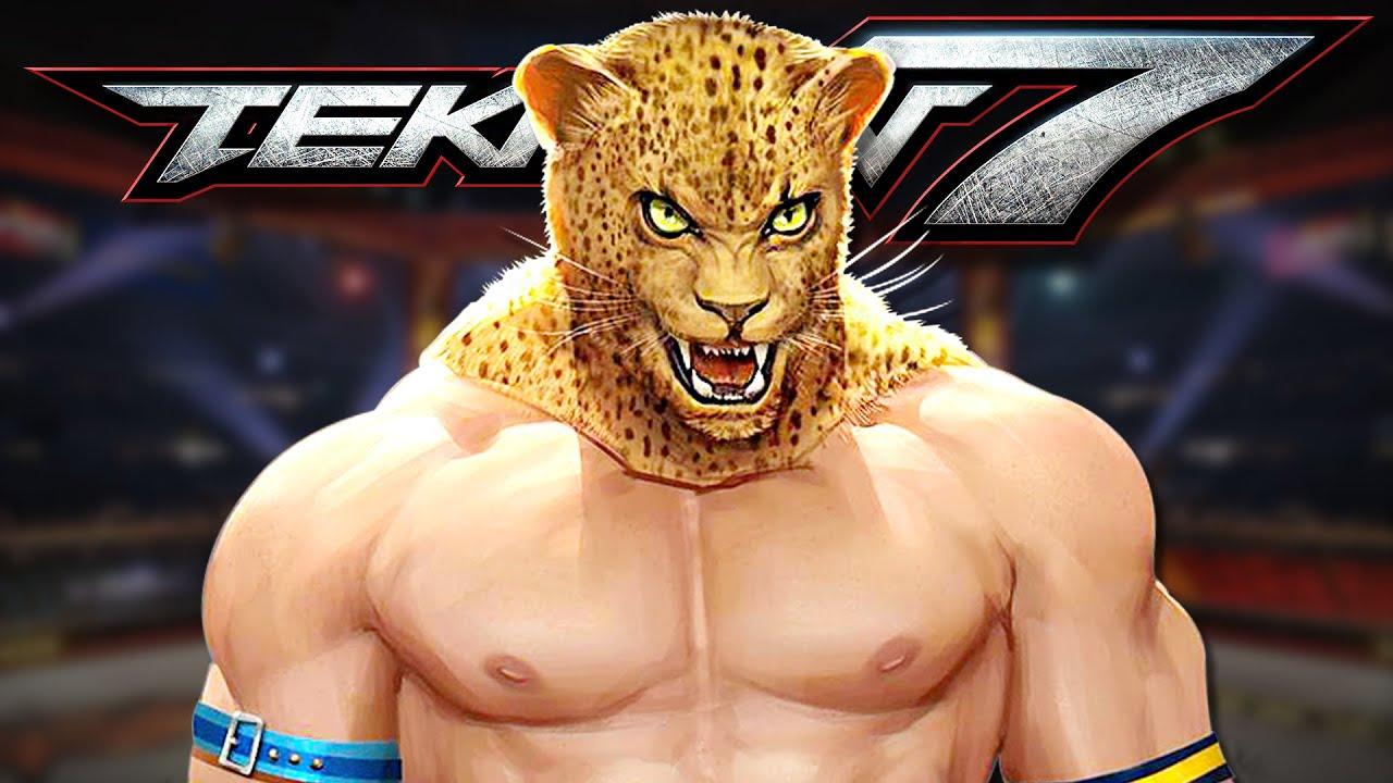 unmasked king tekken 4